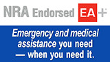 NRA Endorsed Insurance • 877-672-3006