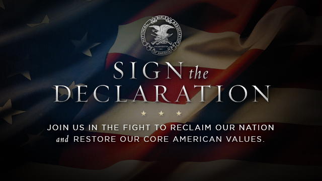 Sign the Declaration