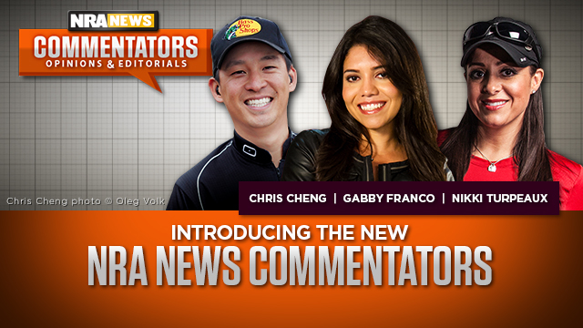 Three New Commentators