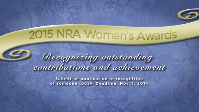 2015 NRA Women's Awards