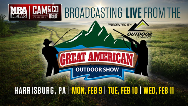 Cam & Co Live Remote From the 2015 Great American Outdoor Show