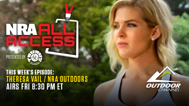 NRA All Access | Theresa Vail and NRA Outdoors