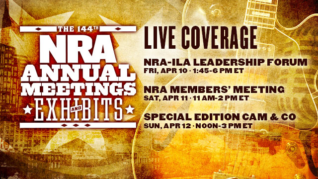 2015 NRA Annual Meetings Live Coverage