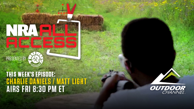 NRA All Access |  The Charlie Daniels  / Matt Light