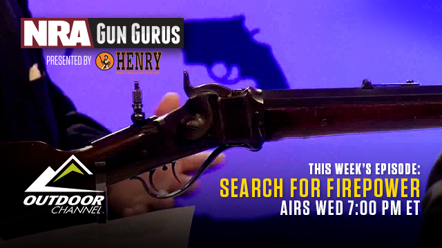 NRA Gun Gurus | Search for Firepower