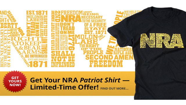 NRA Patriot Shirt
