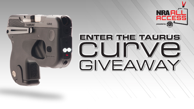 NRA All Access | Taurus Curve Giveaway