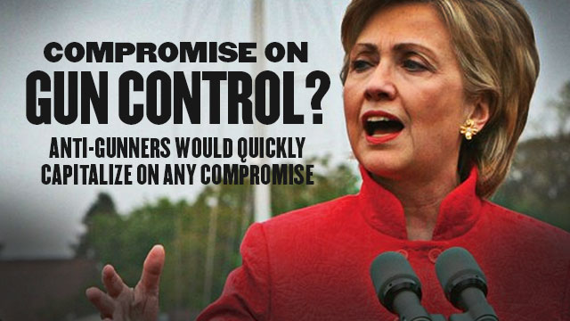 Compromise on Gun Control?