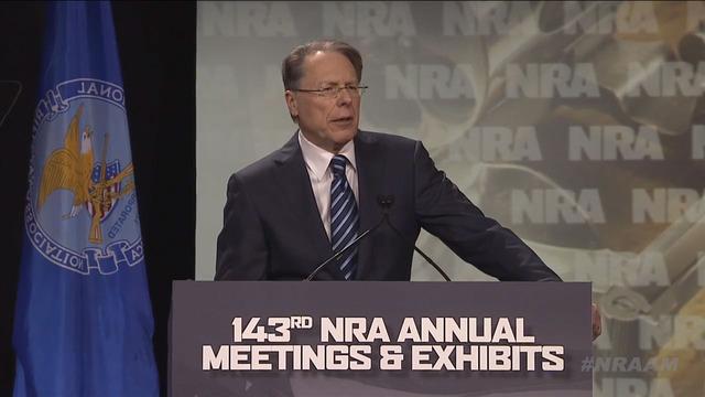 Wayne LaPierre: 2014 NRA Members' Meeting