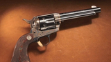 Ed McGivern's Single-Action Colt Revolver
