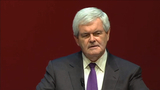 2010 NRA Members' Banquet: Newt Gingrich