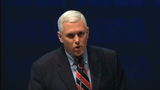 Mike Pence: 2010 Celebration of American Values Leadership Forum