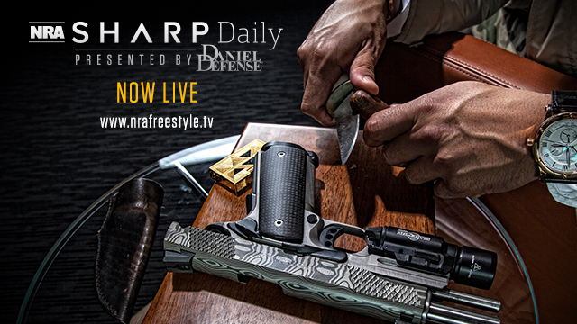NRA SHARP Daily