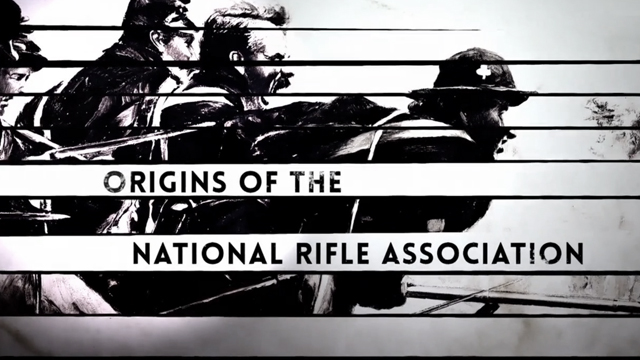 Origins of the NRA